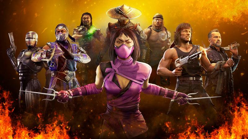 Mortal Kombat betting