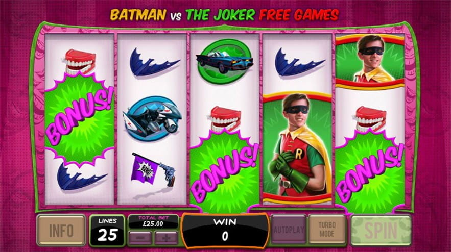 Play Batman & The Joker Jewels