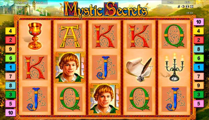 Mystic Secret game
