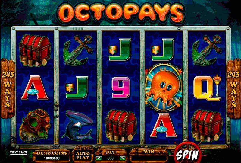 Play Octopays